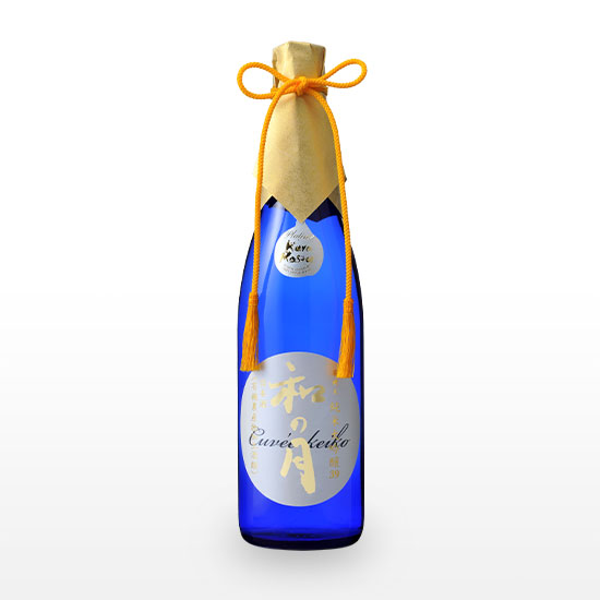 【オーガニック日本酒】有機米純米大吟醸酒 和の月39 (720ml)
