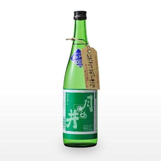 ピュア茨城 純米吟醸 蔵なま(720ml) ※クール冷蔵便