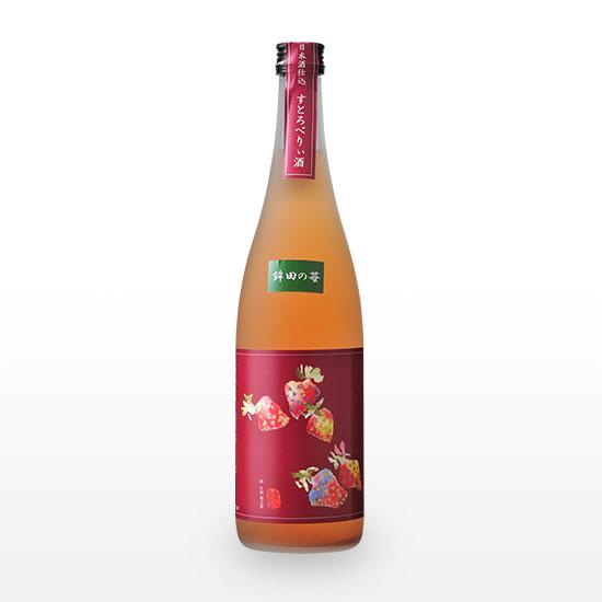 月の井 すとろべりぃ酒 (720ml) ※クール冷蔵便