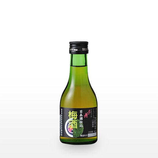 日本酒仕込み 梅酒 (180ml)