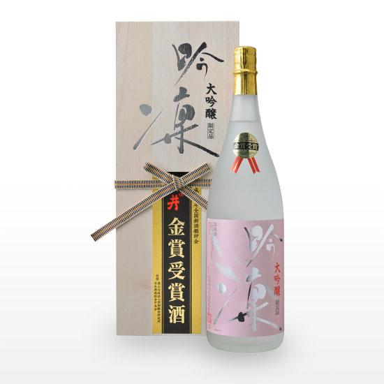 月の井 大吟醸 金賞受賞酒(1.8L)