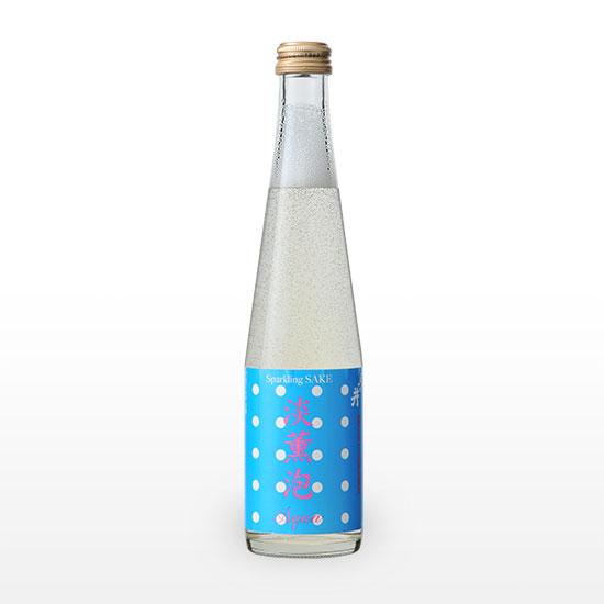 発泡清酒 淡薫泡(アクア) (300ml) ※クール冷蔵便