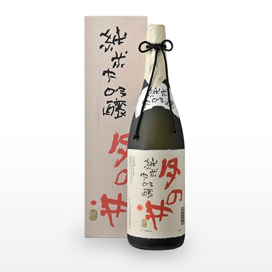純米大吟醸 「書」 (1.8L)