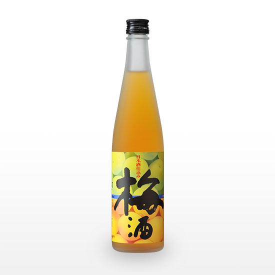 日本酒仕込み 梅酒 (500ml)